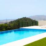 Hotel Villa Guadalupe: Hotel en Málaga Piscina al Aire Libre