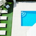 Hotel Villamor: Hotel en Denia Piscina Exterior al Aire Libre