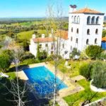 Viña las Torres: Hotel en Trujillo Piscina al Aire Libre