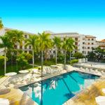 Hotel Iberostar Heritage Grand Mencey: Hotel en Santa Cruz de Tenerife Piscina al Aire Libre