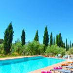 Hotel La Guzmana de Ronda: Hotel en Ronda Piscina al Aire Libre