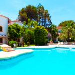 MR El Hotelet de la Raconà: Hotel en Denia Piscina al Aire Libre