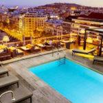 Majestic Hotel & Spa Barcelona GL: Hotel en Barcelona Piscina en la Azotea