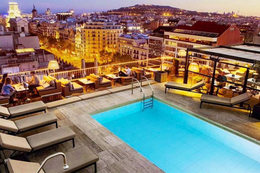 Piscina Majestic Hotel & Spa Barcelona GL