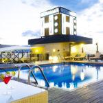 Hotel Málaga Nostrum Airport: Hotel en Málaga Piscina Exterior