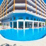Hotel Medplaya Pirámide Salou: Hotel en Salou Piscina al Aire Libre