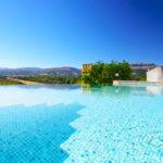 Hotel Monasterio del Carmen: Hotel en Ronda Piscina Exterior