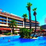 Ohtels Vil·la Romana: Hotel en Salou Piscina al Aire Libre