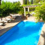Palacio Chaves Hotel: Hotel en Trujillo Piscina al Aire Libre