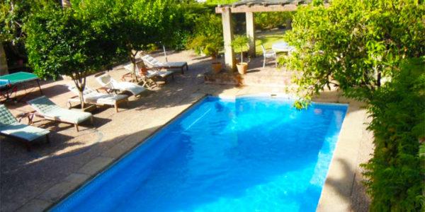 Piscina Palacio Chaves Hotel