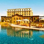 PortAventura Hotel Gold River: Hotel en Salou Piscina al Aire Libre y Piscina Cubierta Climatizada