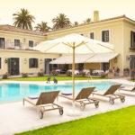 Hotel Villa Jerez: Hotel en Jerez con Piscina Exterior al Aire Libre