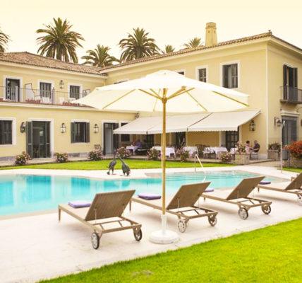 Piscina Hotel Villa Jerez