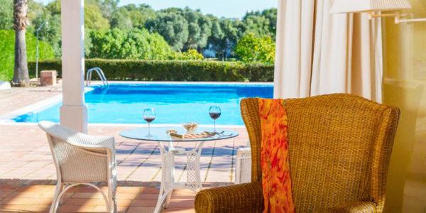 Resort Villas Andalucia piscina privada habitacion
