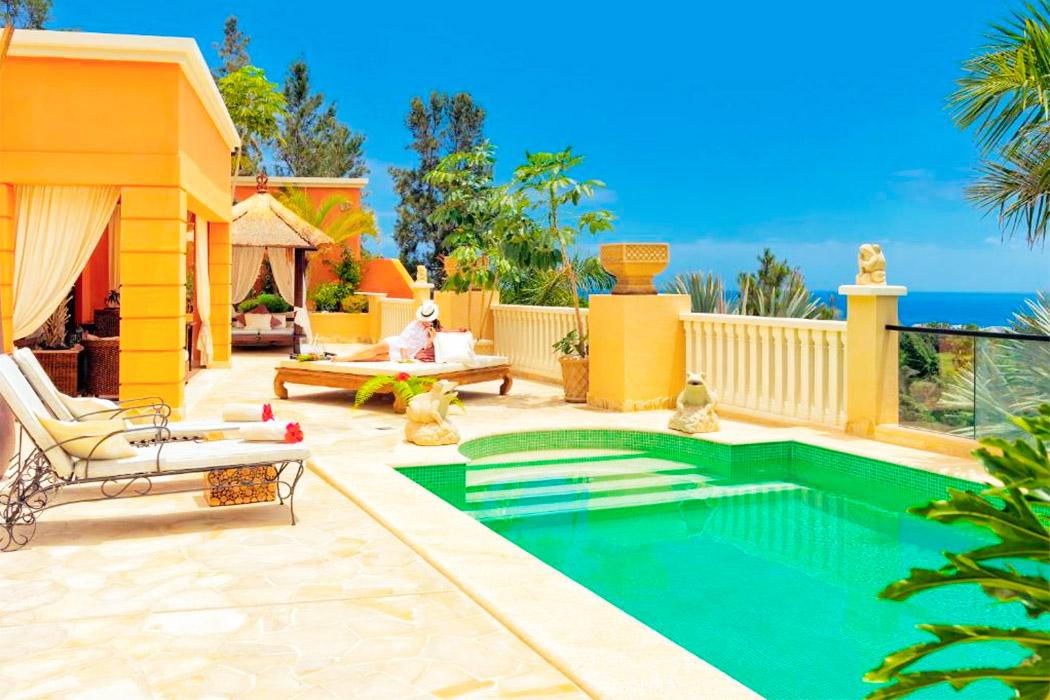 Royal Garden Villas & Spa GL piscina privada habitacion tenerife