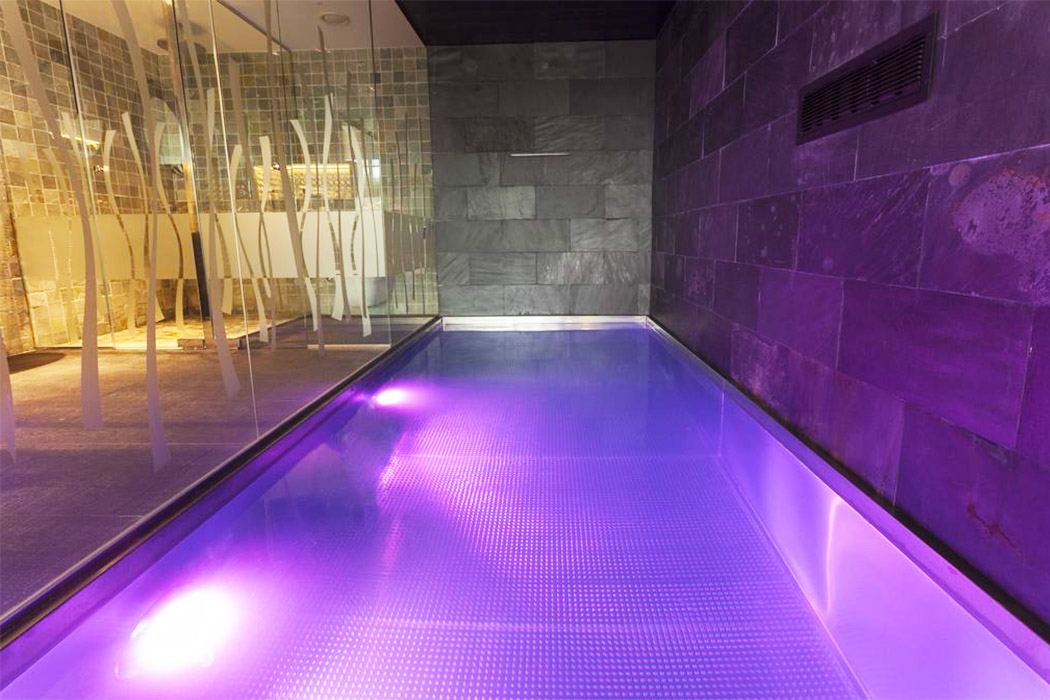 Suites Natura Mas Tapiolas piscina privada habitacion