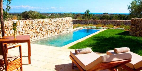 Torralbenc Small Luxury Hotel menorca piscina privada habitacion