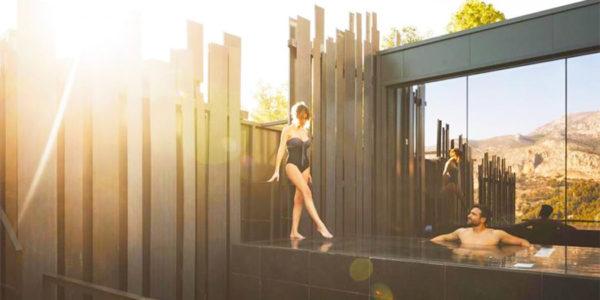 VIVOOD Landscape Hotel Spa piscina privada habitacion alicante