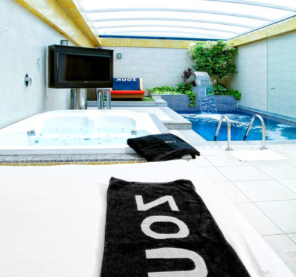 Zouk Hotel piscina privada habitacion madrid